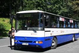V noci z 30. na 31.8. pojedou mezi Uhříněvsí a Prahou hl.n. místo vlaků autobusy