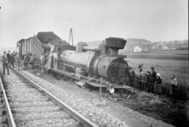 Nehody v minulosti – Chotoviny 1926