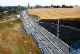 Modernizace trati Tábor – Sudoměřice finišuje
