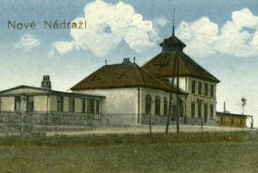 Staniční kronika žst. Bystřice (u Benešova)