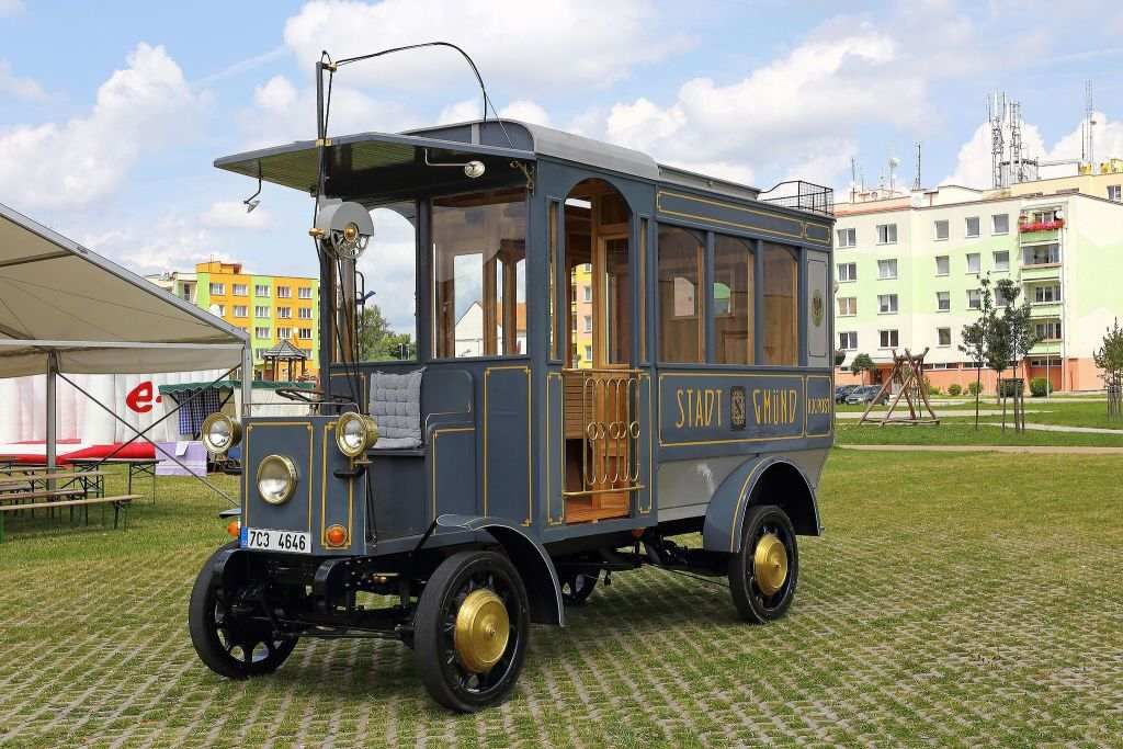 Velenice_Gmuend_trolejbus_replika