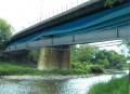 Most přes řeku Sázavu, bude mít zavěšenou lávku pro pěší