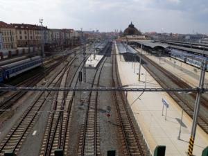 Hlavní nádraží Plzeň