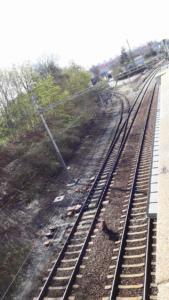 Plzeňský železniční uzel 11.4.2020