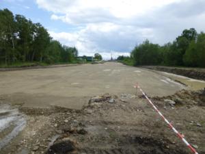 Soběslav - Doubí květen 2020