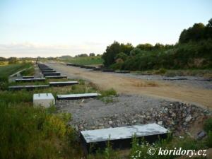 Červený Újezd - železniční stanice a zastávka