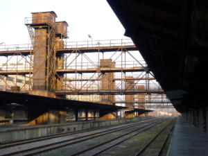 Nákladové nádraží Praha-Žižkov