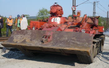 Tank HZS - ilustrační foto