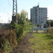 Nové tramvajové obratiště Podbaba.
