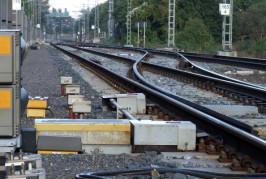 Veselí n.Lužnicí: posun vjel do postavené vlakové cesty