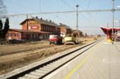 Modernizace železniční stanice Veselí nad Lužnicí se dotkne nejen trati IV.koridoru