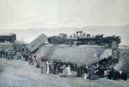 Nehody v minulosti: Zámost 1898