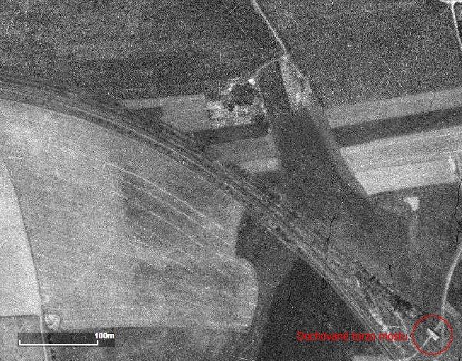 Before-Úsek od Hostivaře k prvnímu mostu 1953/2013