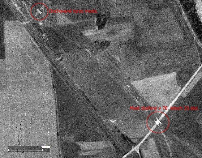 Before-Úsek mezi mosty 1953/2013