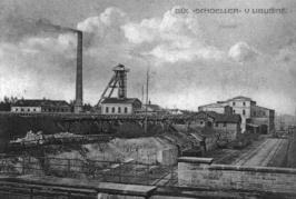 Uhlí a železnice kolem roku 1850