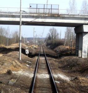 Bystřice - most do Nesvačil