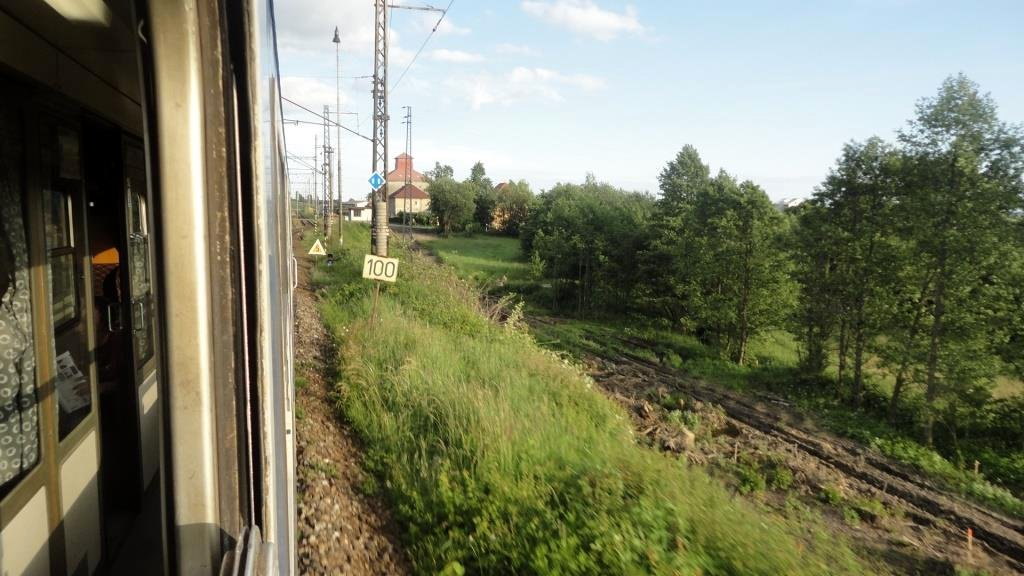 Tábor - Sudoměřice 30.6.2013