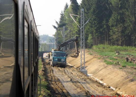 Koridor Tábor-Sudoměřice