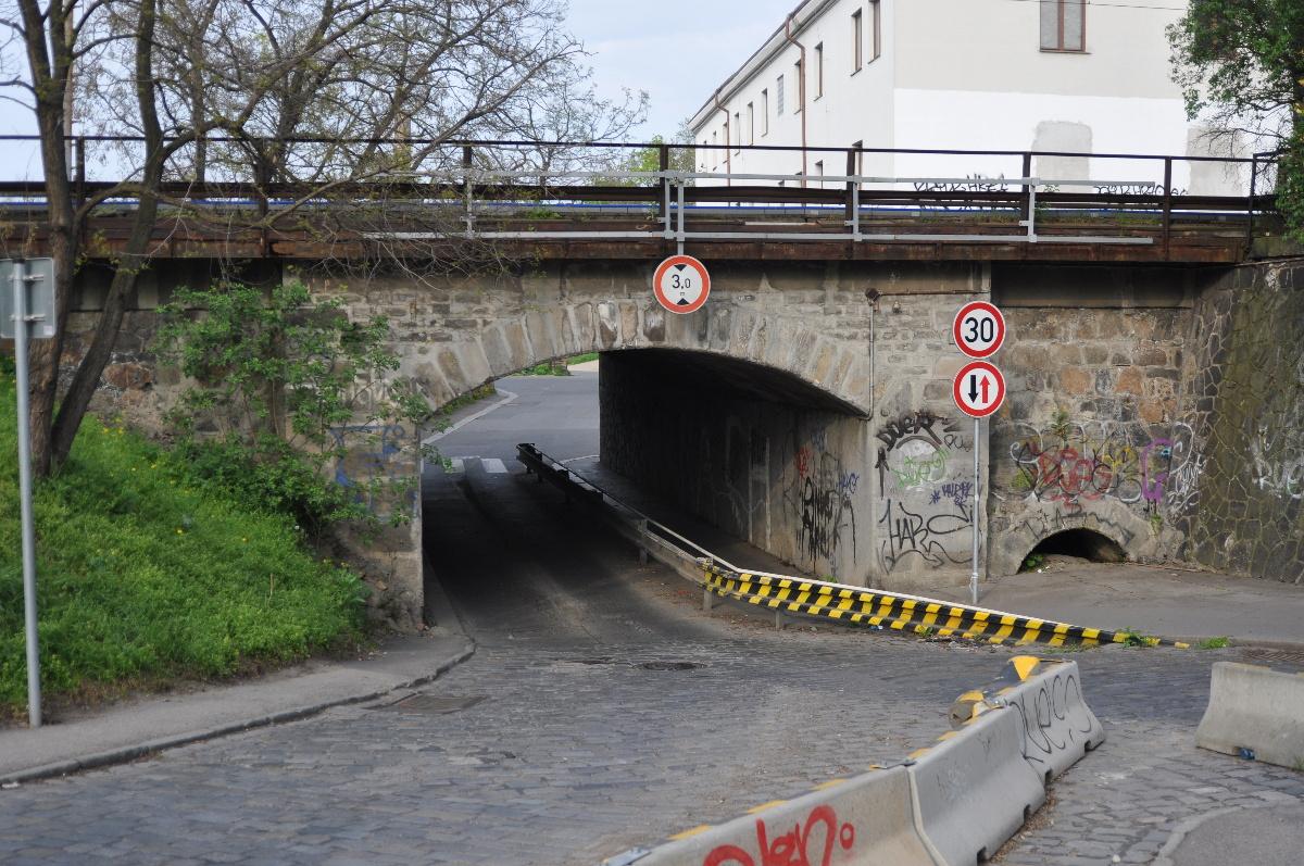 most Mlýnská
