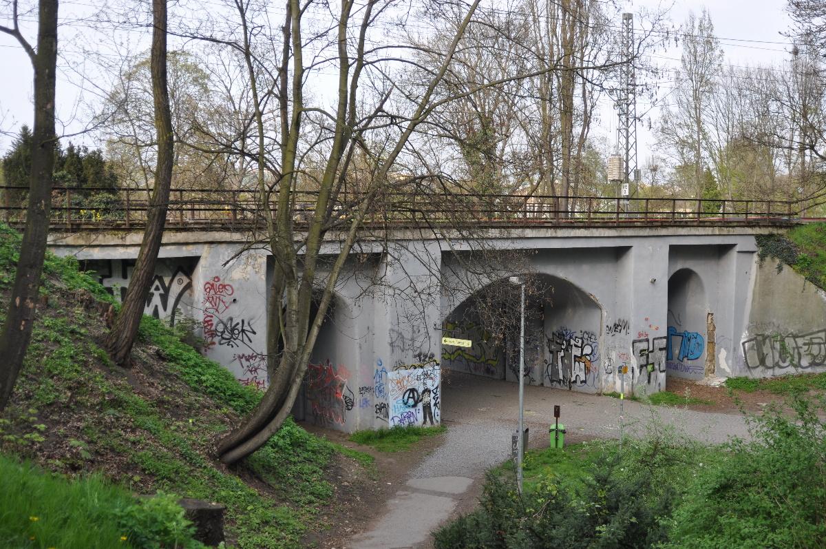 most Stromovka 2