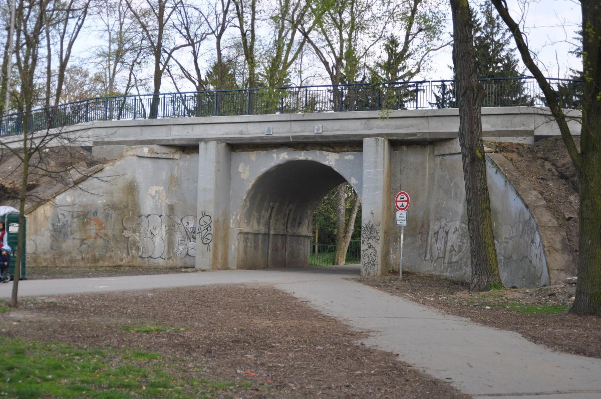 most Stromovka 1