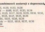 Arnoštovice - Střídací vlak
