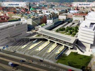 Masarykovo nádraží (vizualizace)
